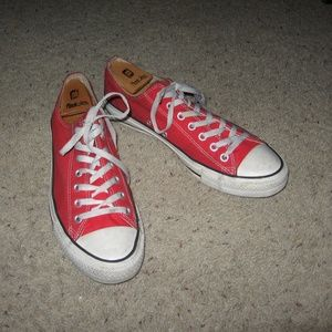 Converse All Stars -Mens - Red - 11-11 1/2
